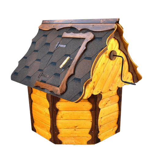 Недорогие домики для колодца в Волоколамском районе